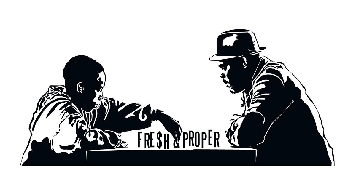 vector streetwear hip hop chess