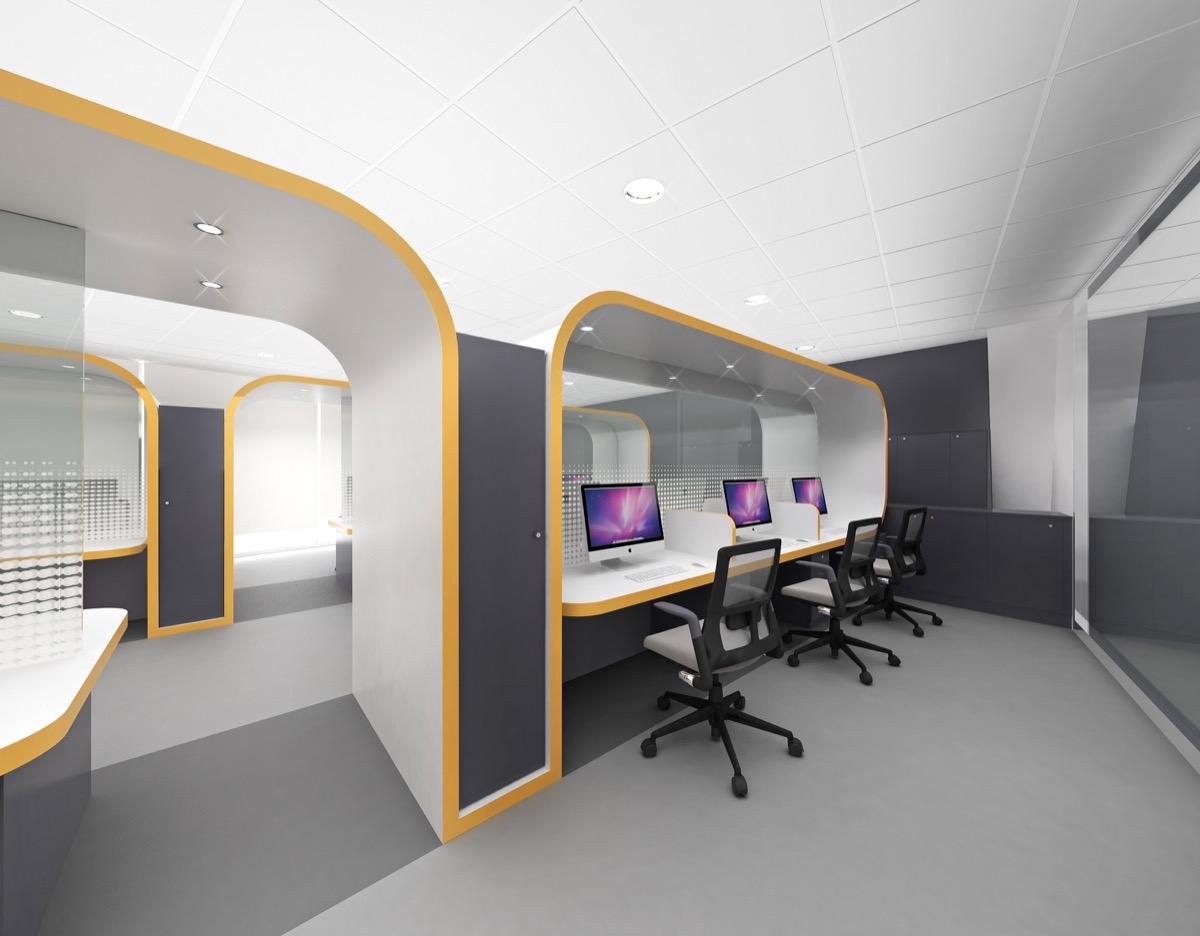 100 Office Interior Design Uae