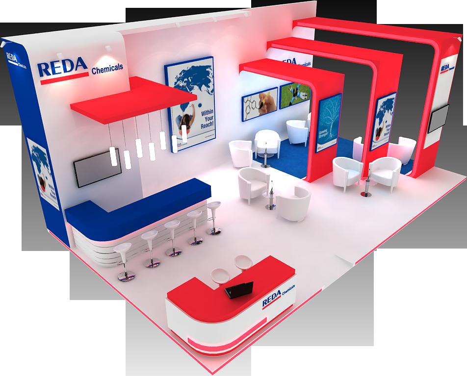 Exhibition Stands Design on Behance
