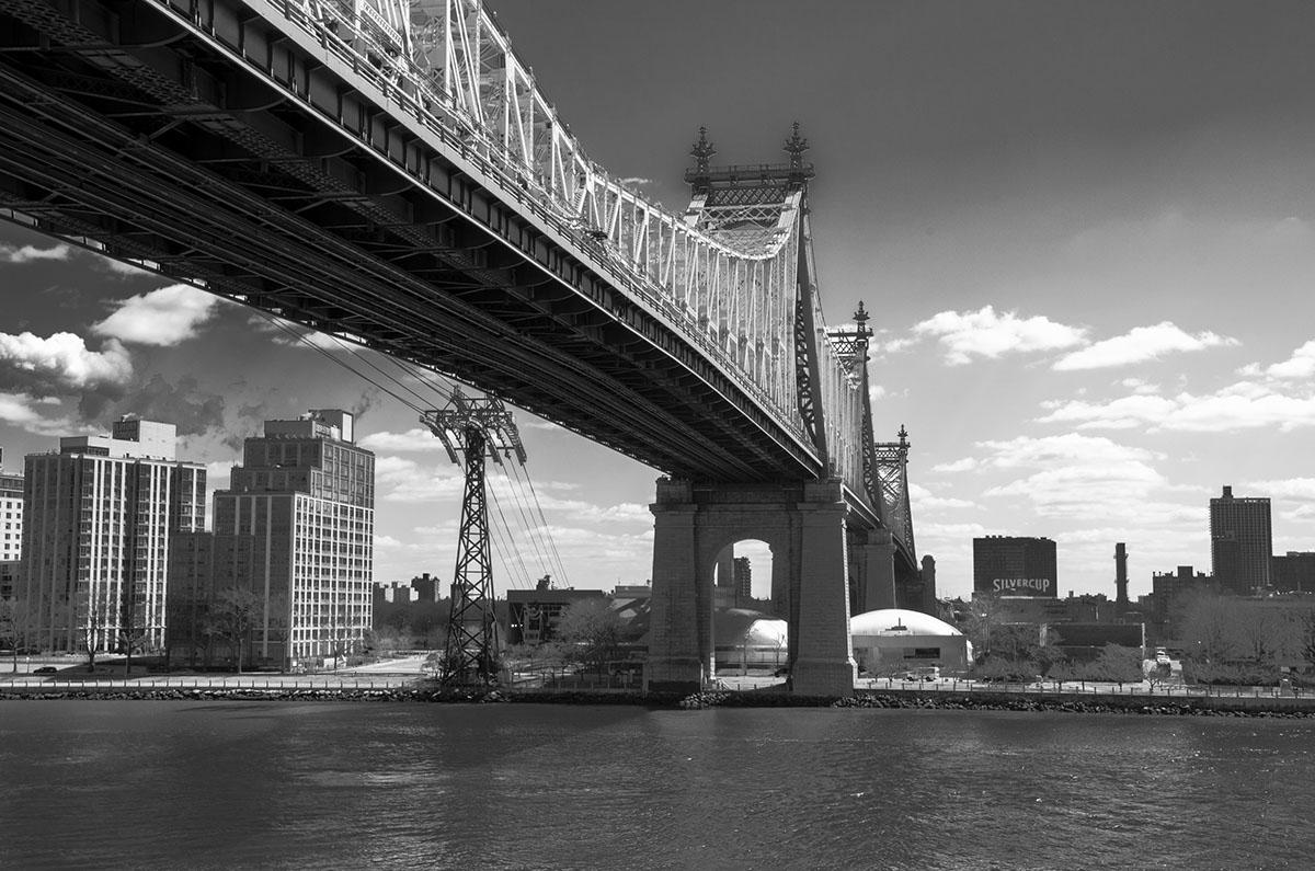 New York black and white nyc night Urban city