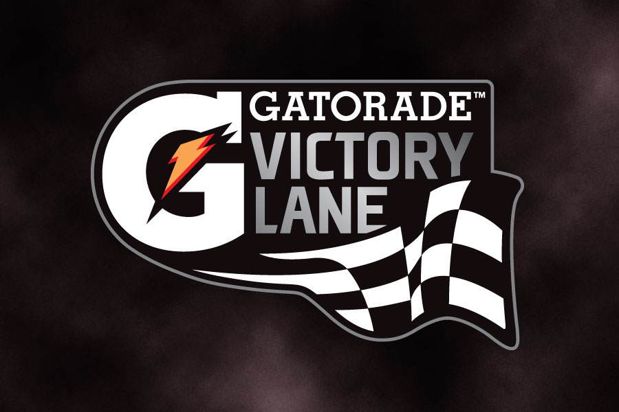 GATORADE VICTORY LANE on Behance