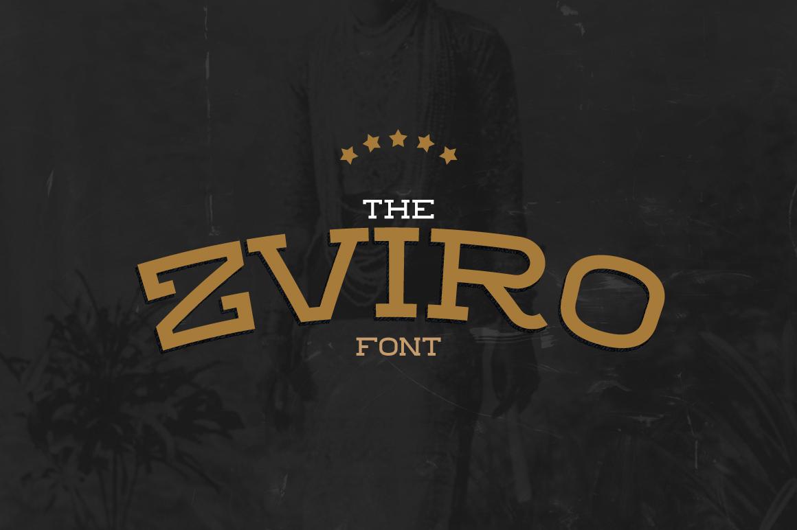 font typography