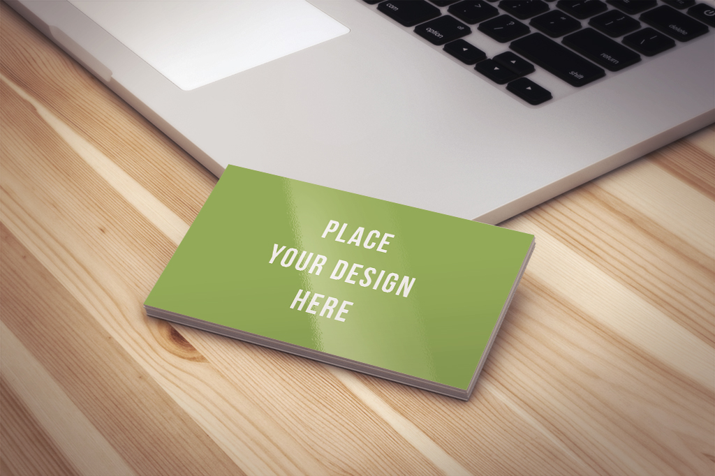 Free business card mock up on behance reheart Images