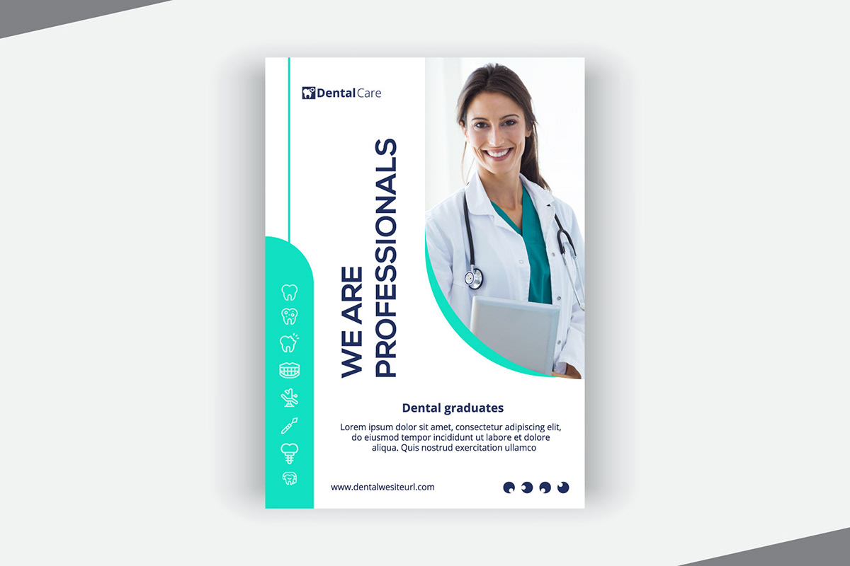 dentist dentist flyer doctor doctor flyer flyer flyer template healtcare flyer healthcare medical medical flyer