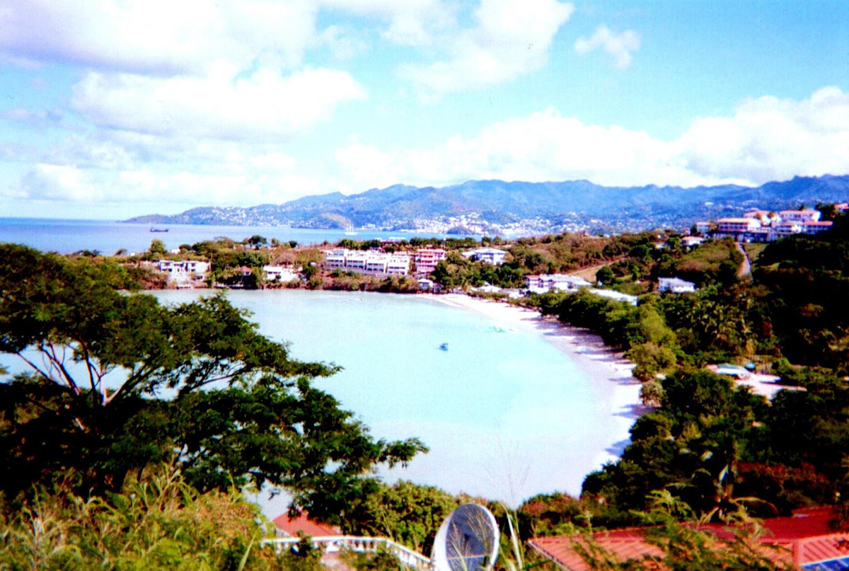 beach Caribbean disposable Film   fujifilm grenada Island Photography  west indies