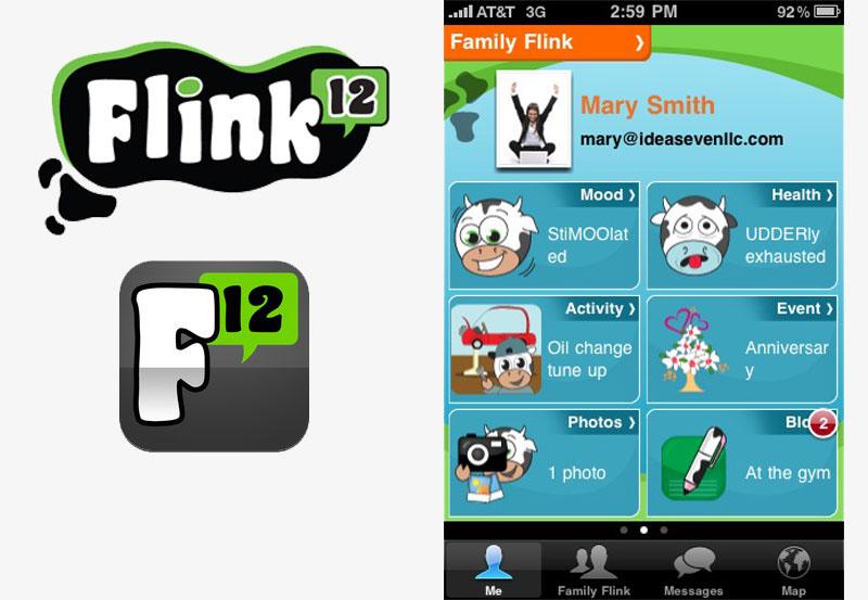 mobile app design Logo Design