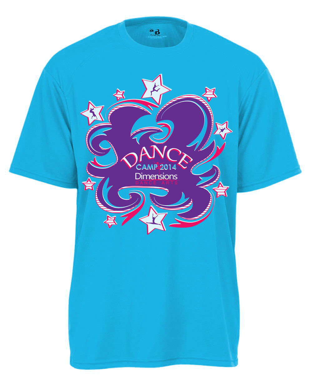 Dance Camp T Shirt Design 2014 On Behance