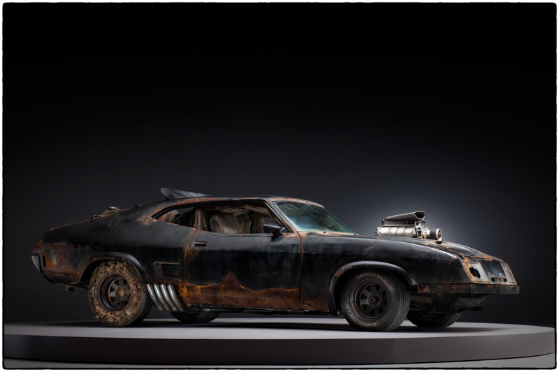 Before The Dirt The Cars Of Mad Max Fury Road On Behance