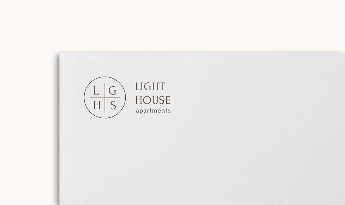 architecture beige brand identity design font house identity logo Minimalism