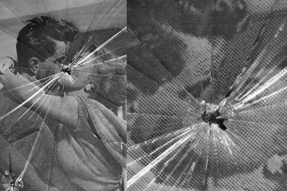 tind Atta silkscreen silk screen screen screenprint screen print print printmaking poster kiss BANG