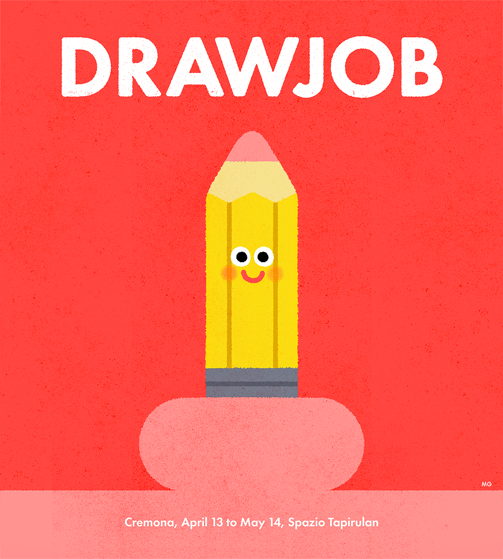 DRAWJOB - An Erotic Art Exhibition