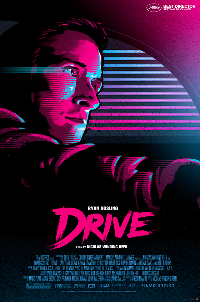 poster pelicula drive