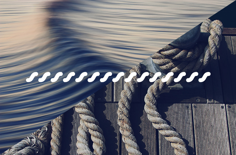 cape  horn  sea simple yacht brandbook sailing  guide
