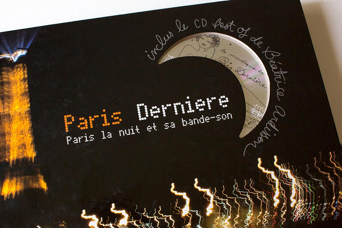 Paris Dernière - le livre on Behance
