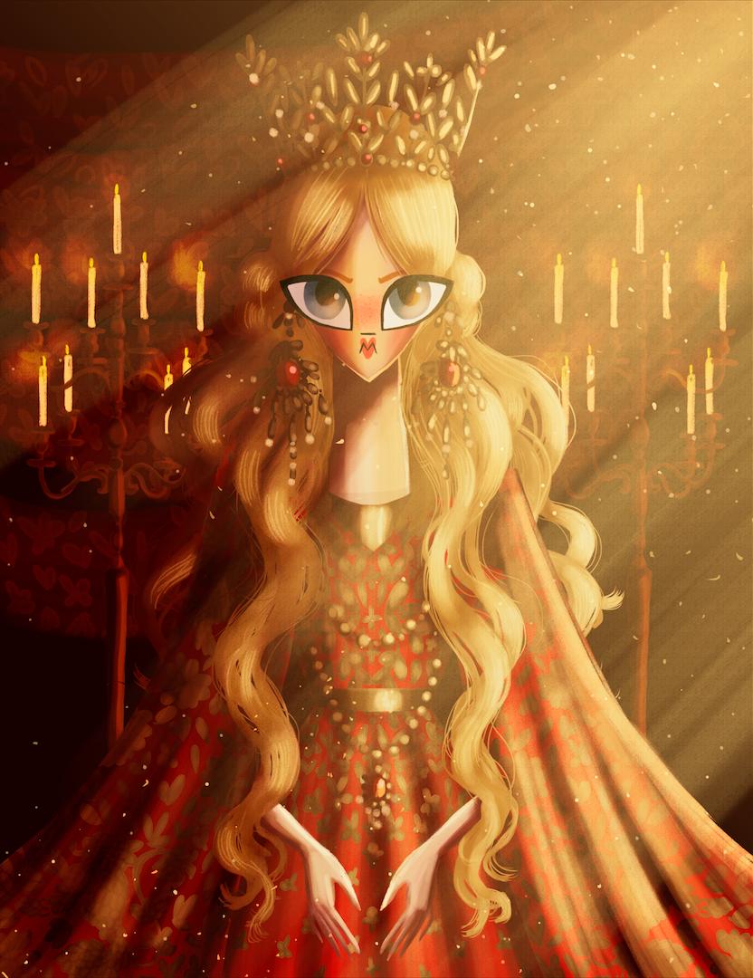 Game of Thrones got cersei khaleesi Arya Stark sansa fanart fan art