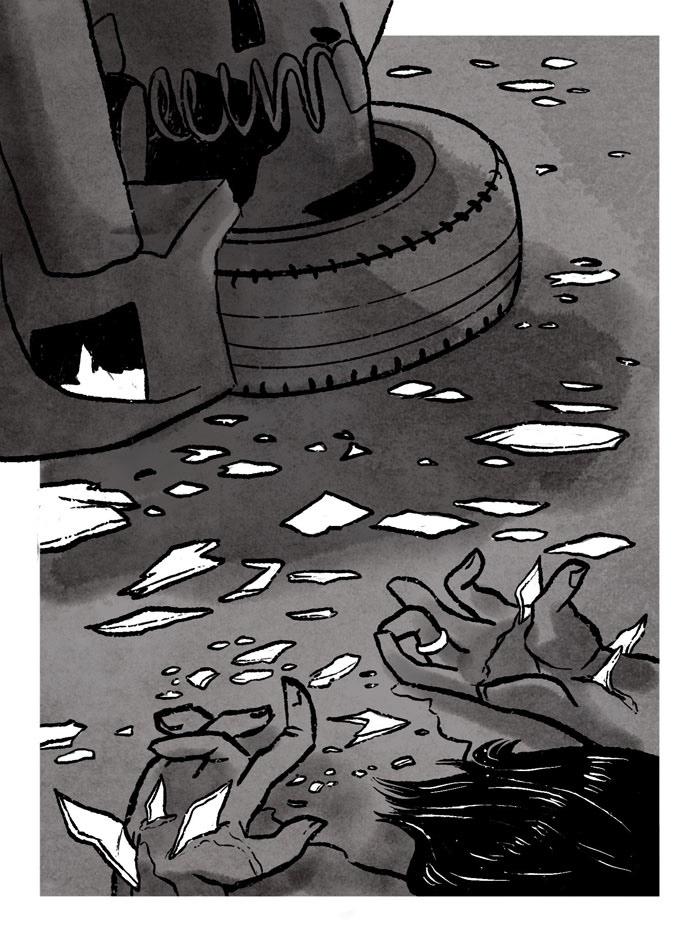 comic comics art artish writer cute fate dustbunny