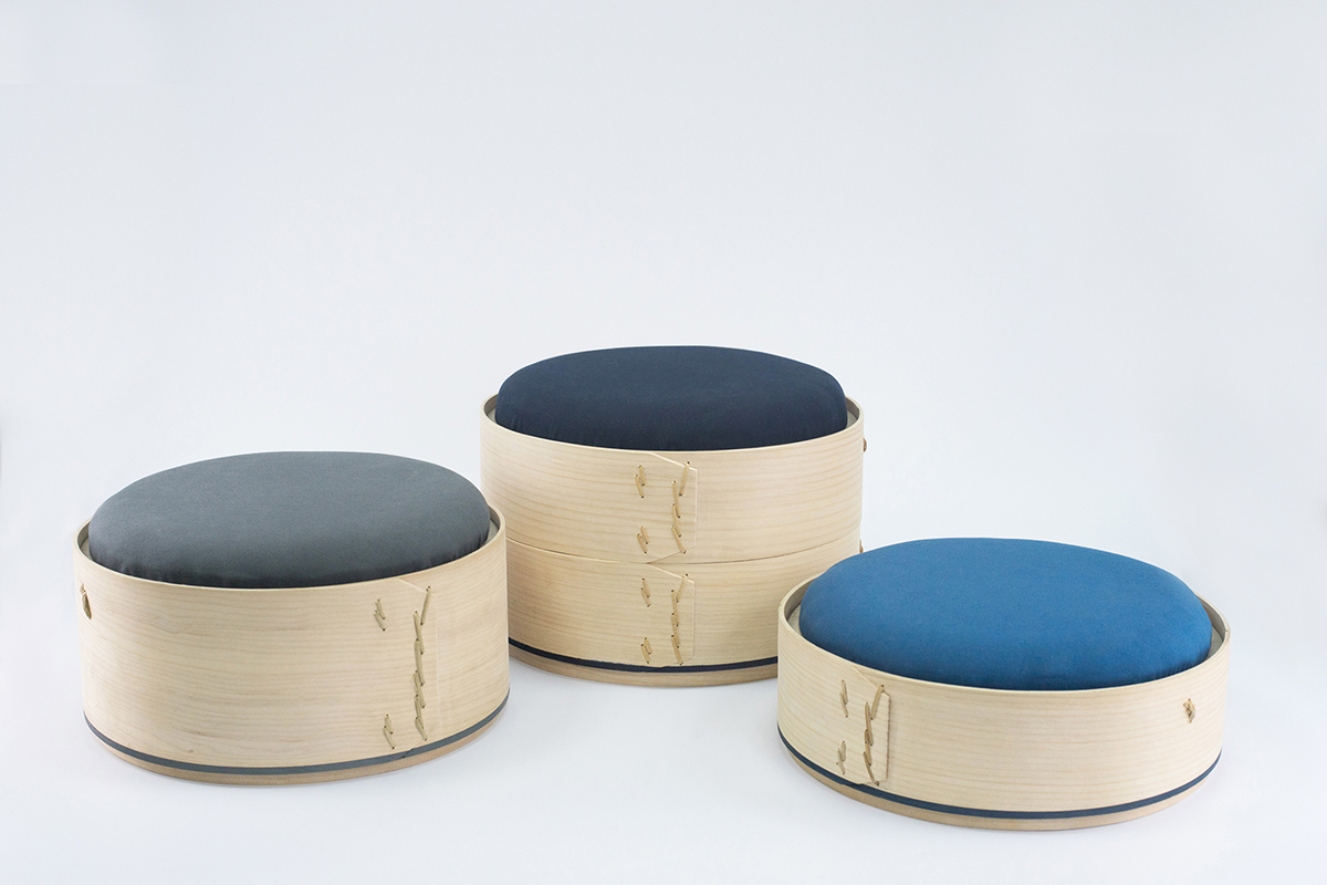 Cantonese Cuisine Inspired Furniture