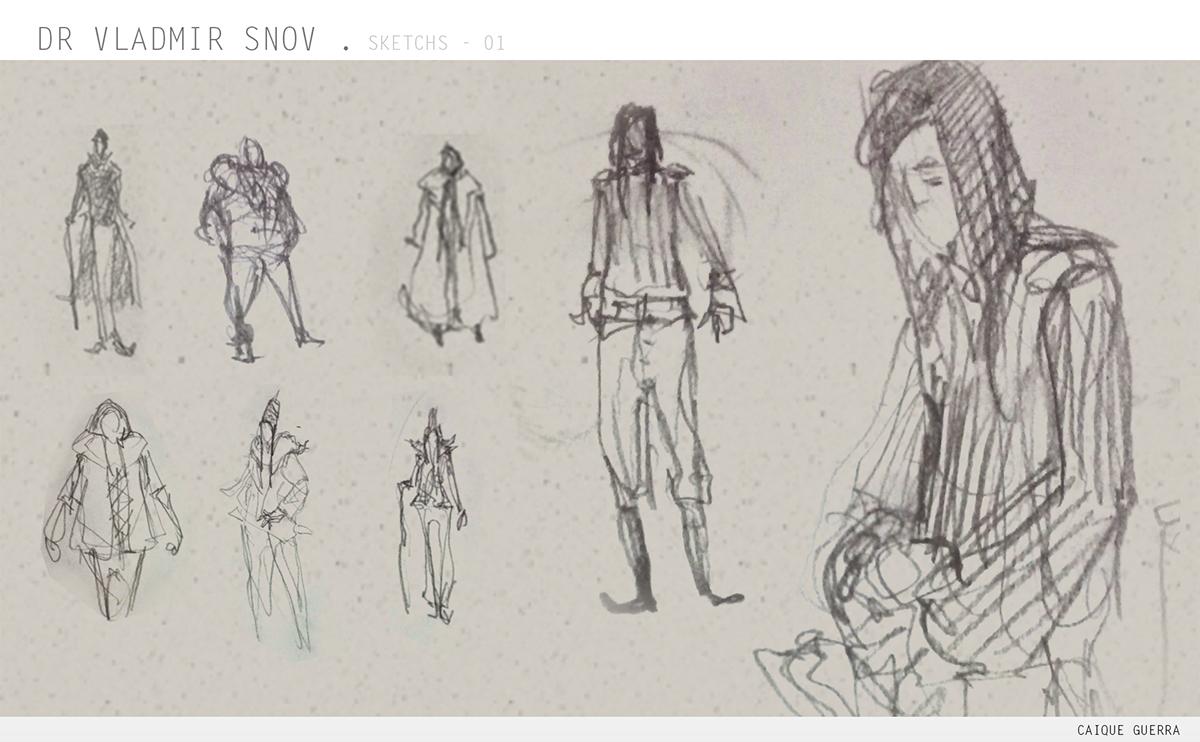 spy concept art