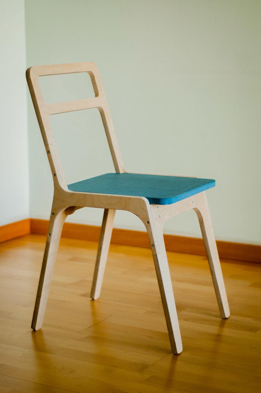 slim chair on behance. Black Bedroom Furniture Sets. Home Design Ideas