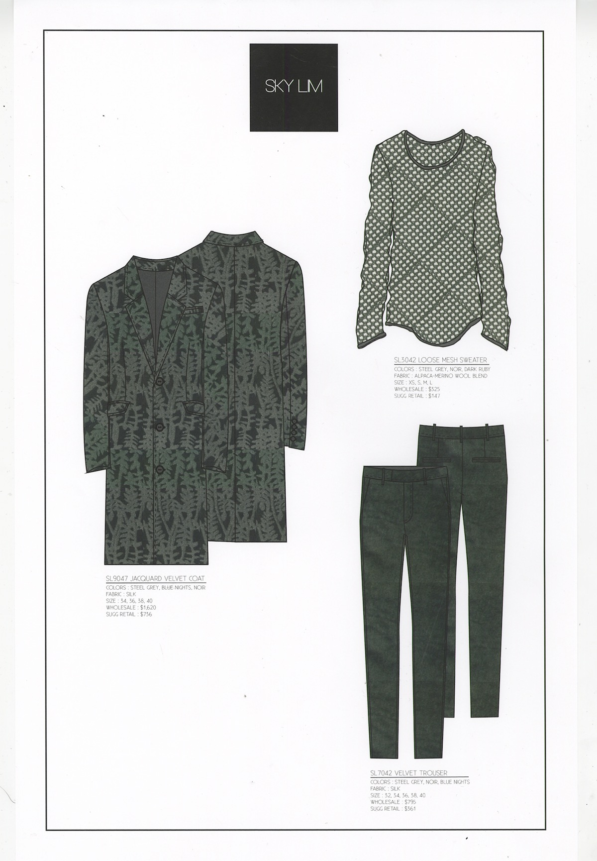 fashion design cad Illustrator