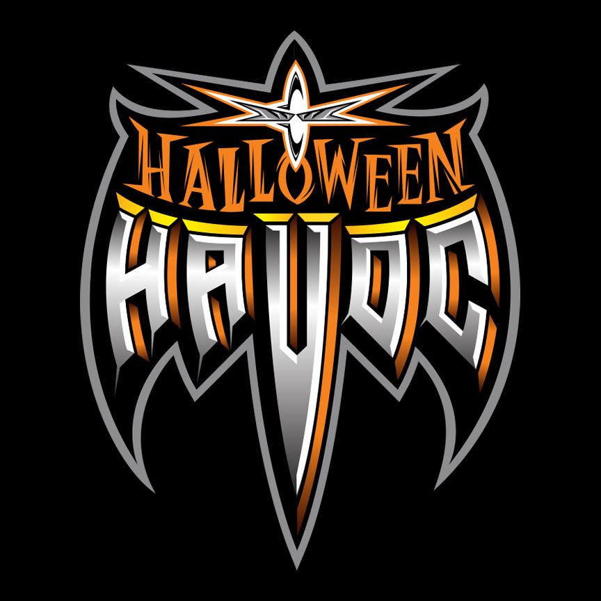 Logo for WCW Event Halloween Havoc on Behance