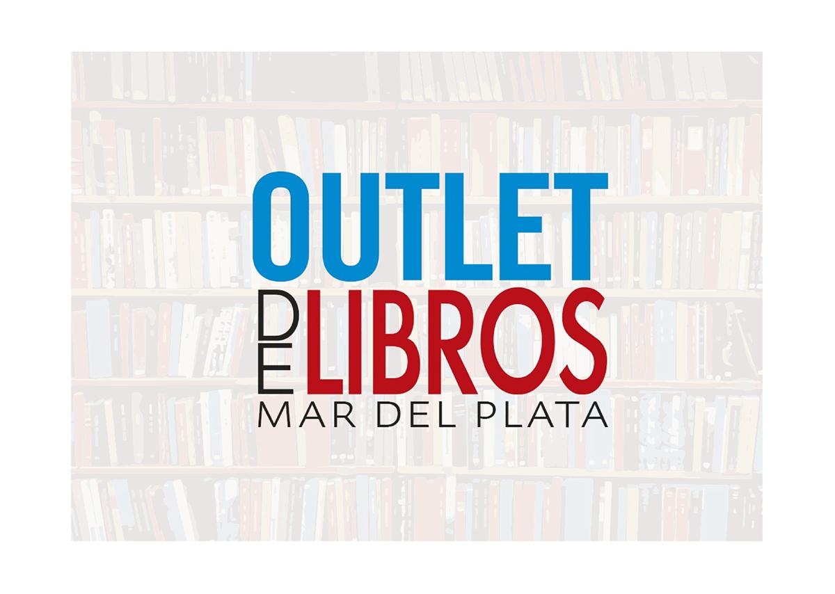 OUTLET·DE·LIBROS on Behance