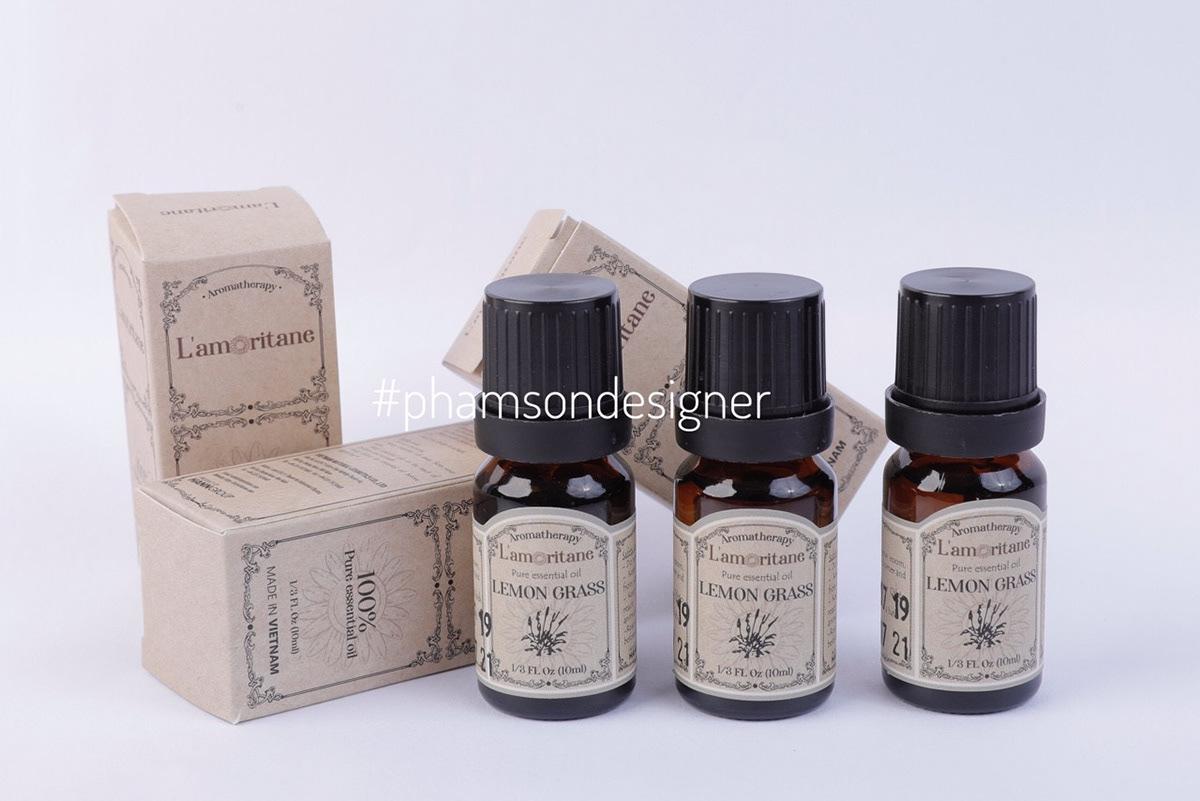pham son designer Pure Essential Oil