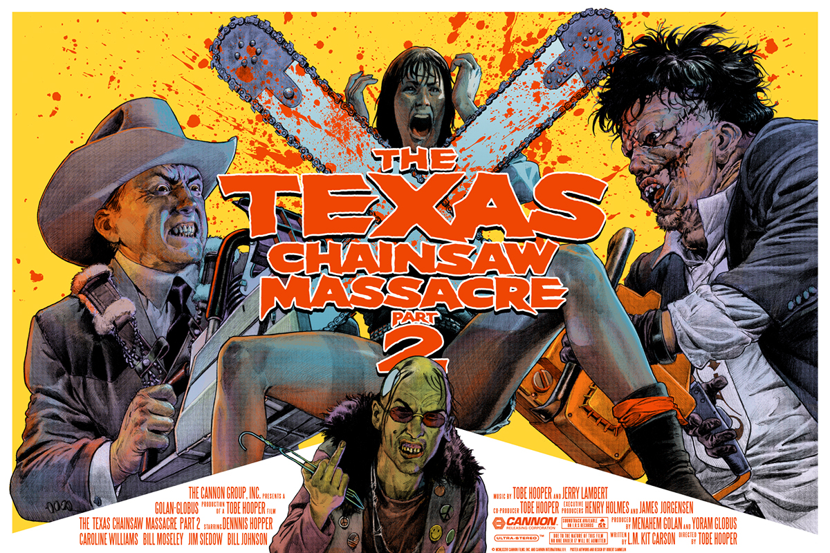 Chainsaw Massacre 2