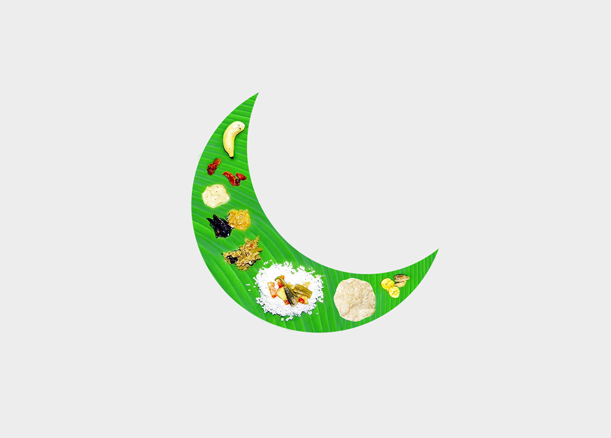 Eid Onam Wishesposter Design On Behance