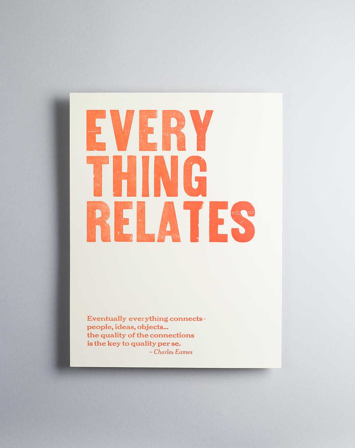 letterpress vandercook cyderling centerofbook print poster literature