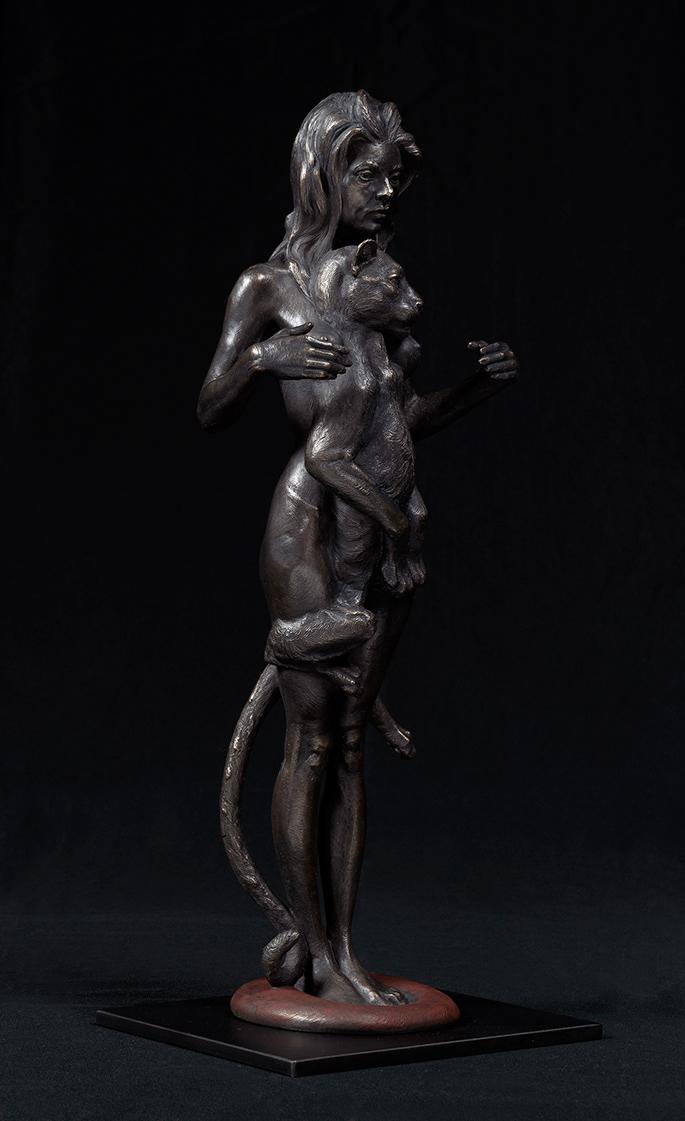 animalsculpture bronzesculpture figuresculpture FINEART sculpture