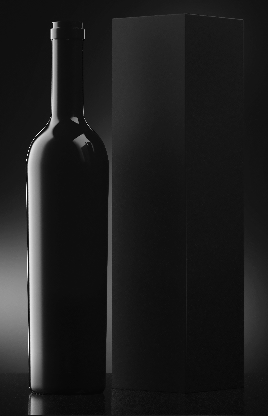 bottle wine Mockup mock-up mock up free freebie black