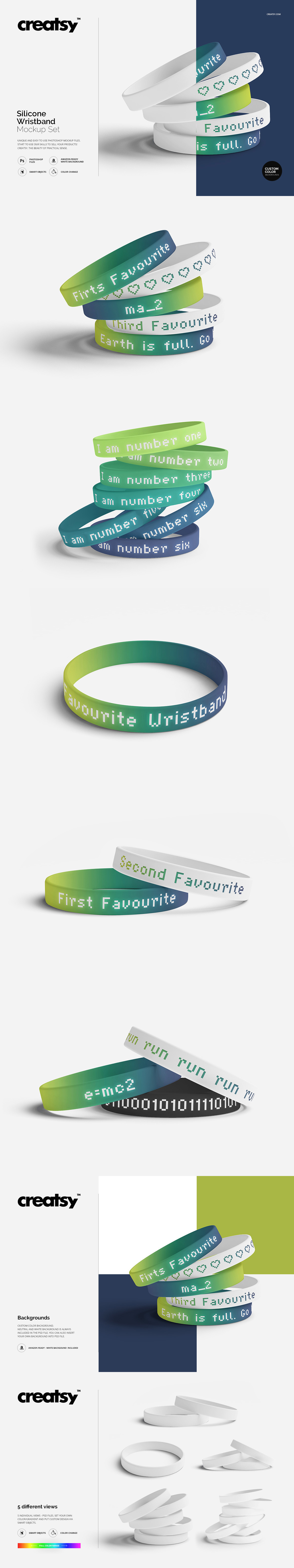 products band for wrist wristband days life bracelet download