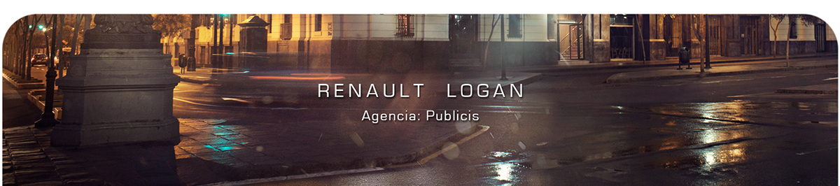 Renault Logan On Behance