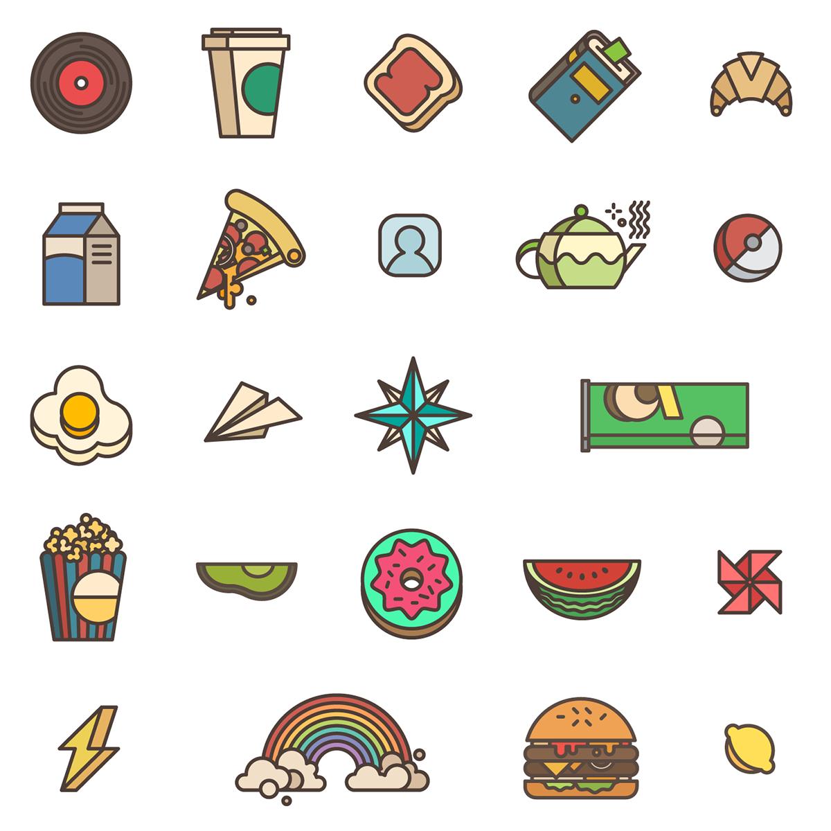 random objects on behance