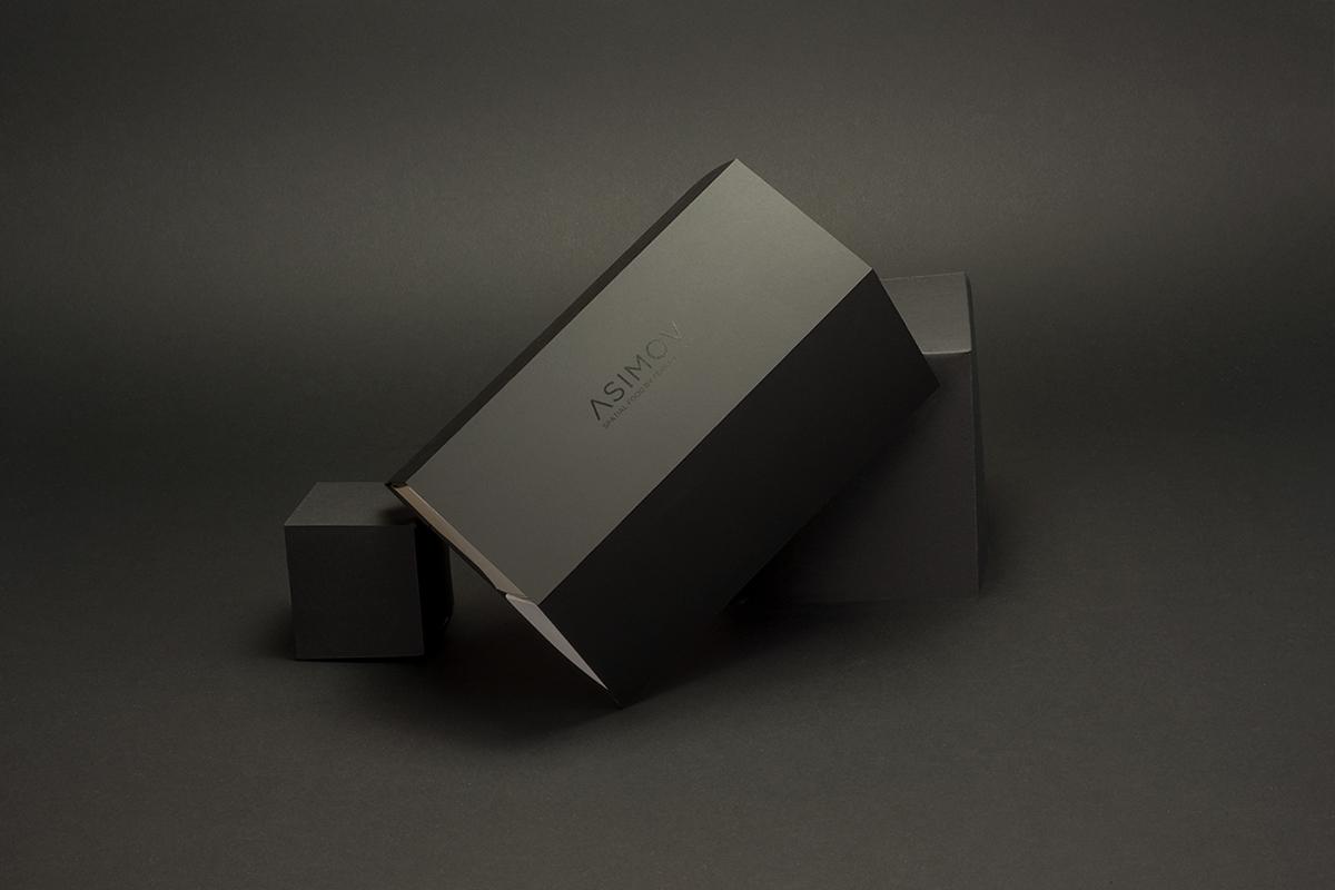 paper spatial Food  Packaging grave embossing Virgin Galactic asimov creative ispire