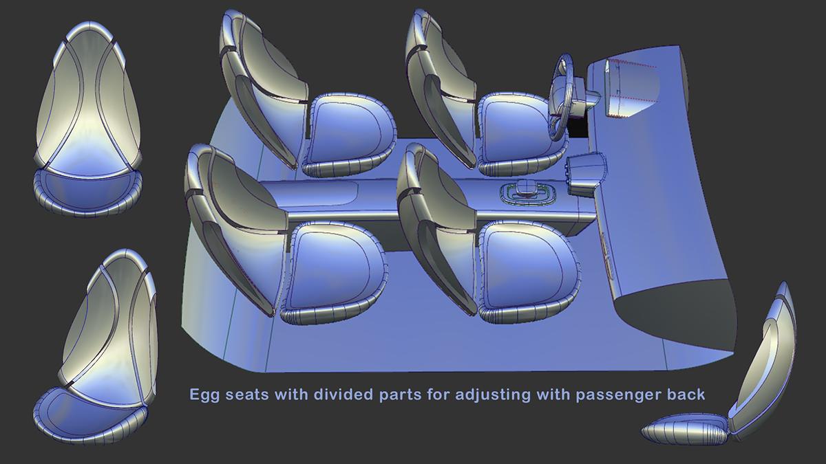 car interior concept alias vred on wacom gallery. Black Bedroom Furniture Sets. Home Design Ideas