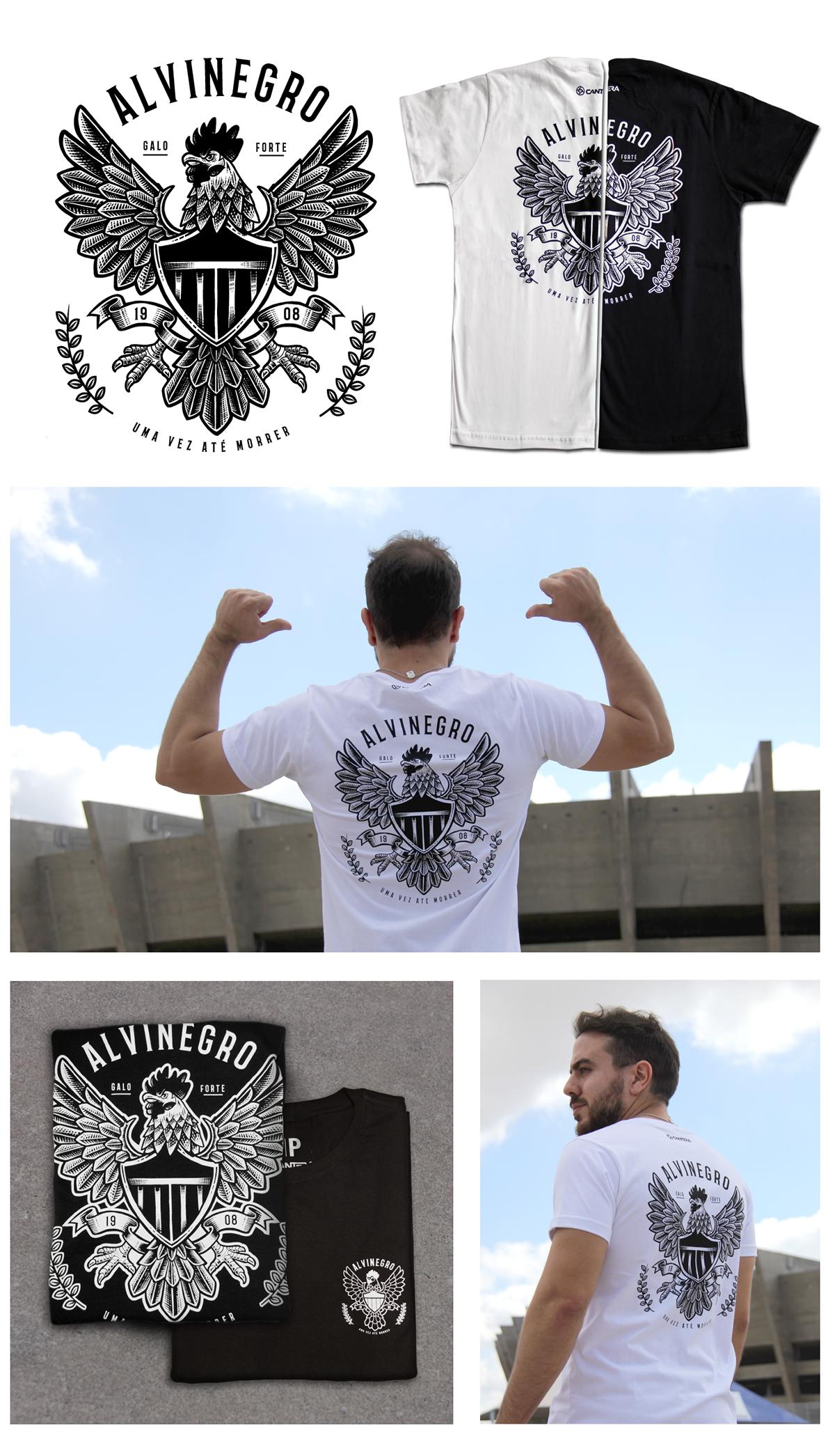 Soccer Team T Shirt Design On Wacom Gallery