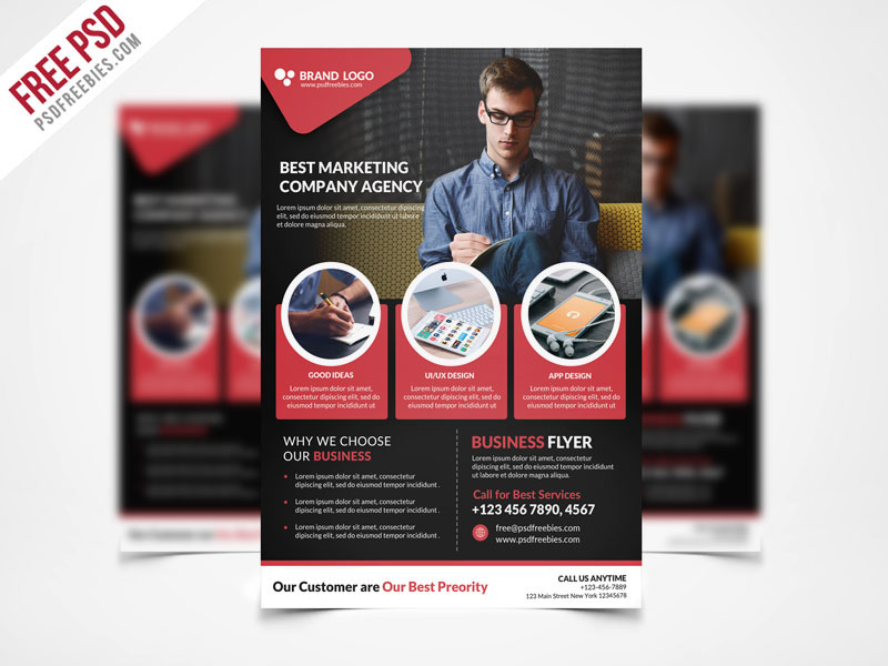 Free psd corporate business flyer template psd on behance download corporate business flyer template psd freebie this corporate business flyer template psd freebie designed exclusively for corporate business wajeb Gallery