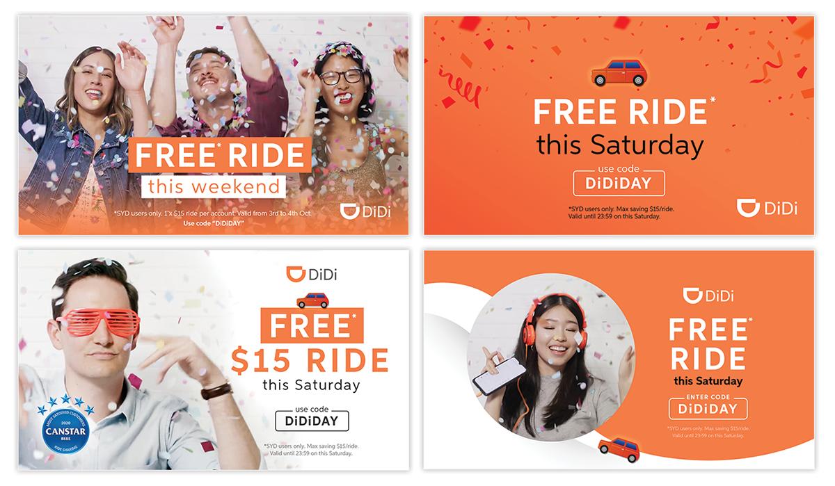 branding  campaign didi didi australia didi chuxing hallan hallan moulin marketing   rideshare