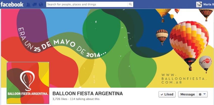 Adobe Portfolio GLOBOS AEROESTATICOS argentina CARDALES