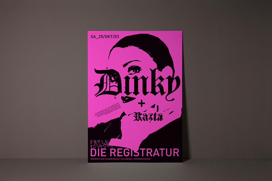 munich  club Musik disco concert konzert Elektro electro plakat poster art work DANCE   dj
