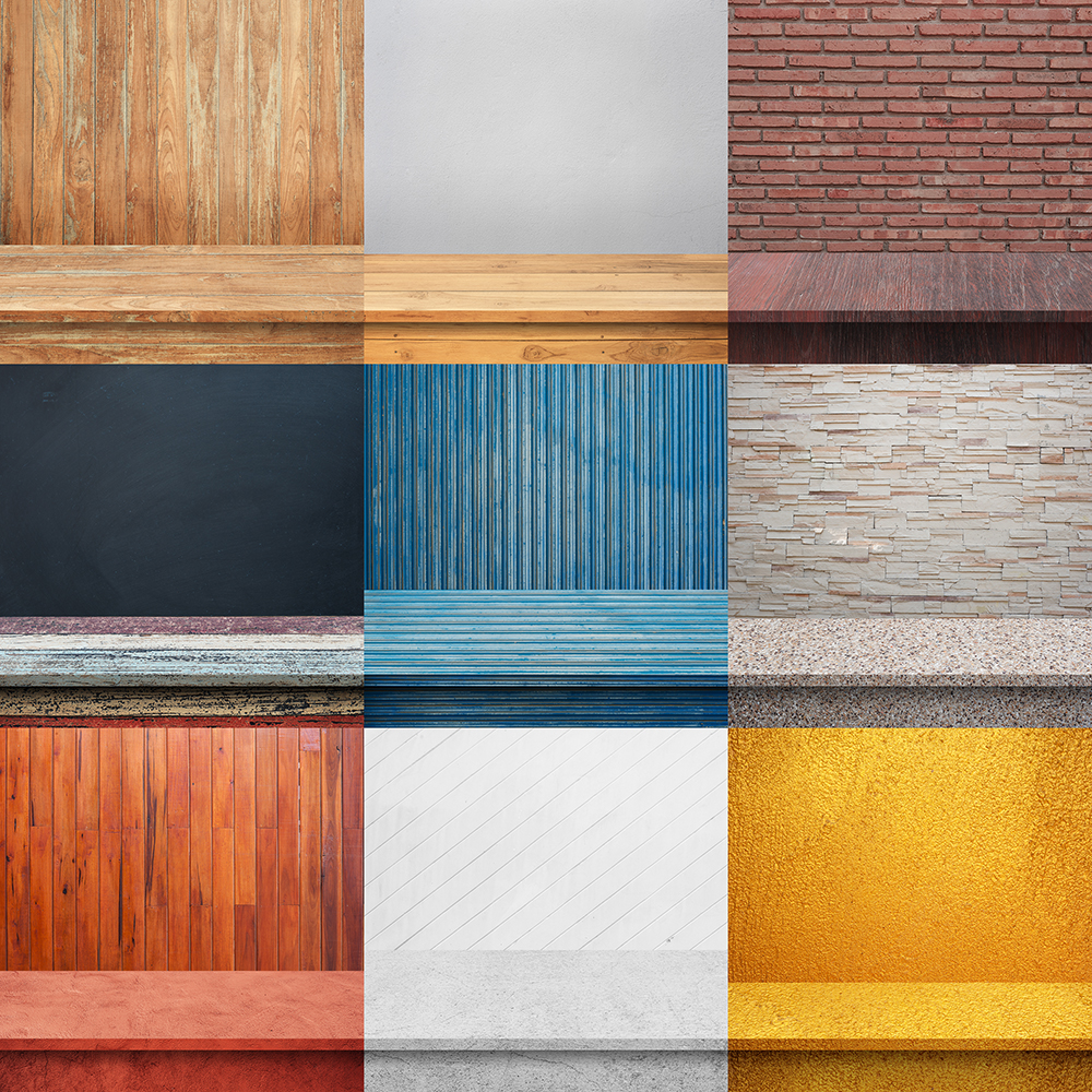 wall shelves wood room realistic photoshop background free free download textures table image
