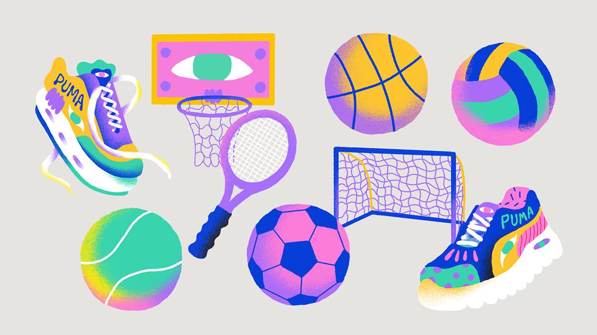 animation ,basketball,characterdesing,futball,gif,Guatemala,puma,shoes,sports,tenis