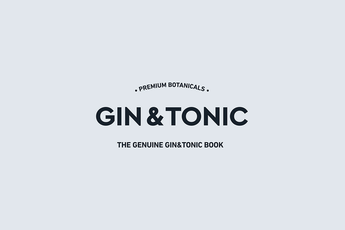 graphic design  Packaging art direction  Food  drinks Gin Tonic cocktail embossing editorial design  graphicdesign