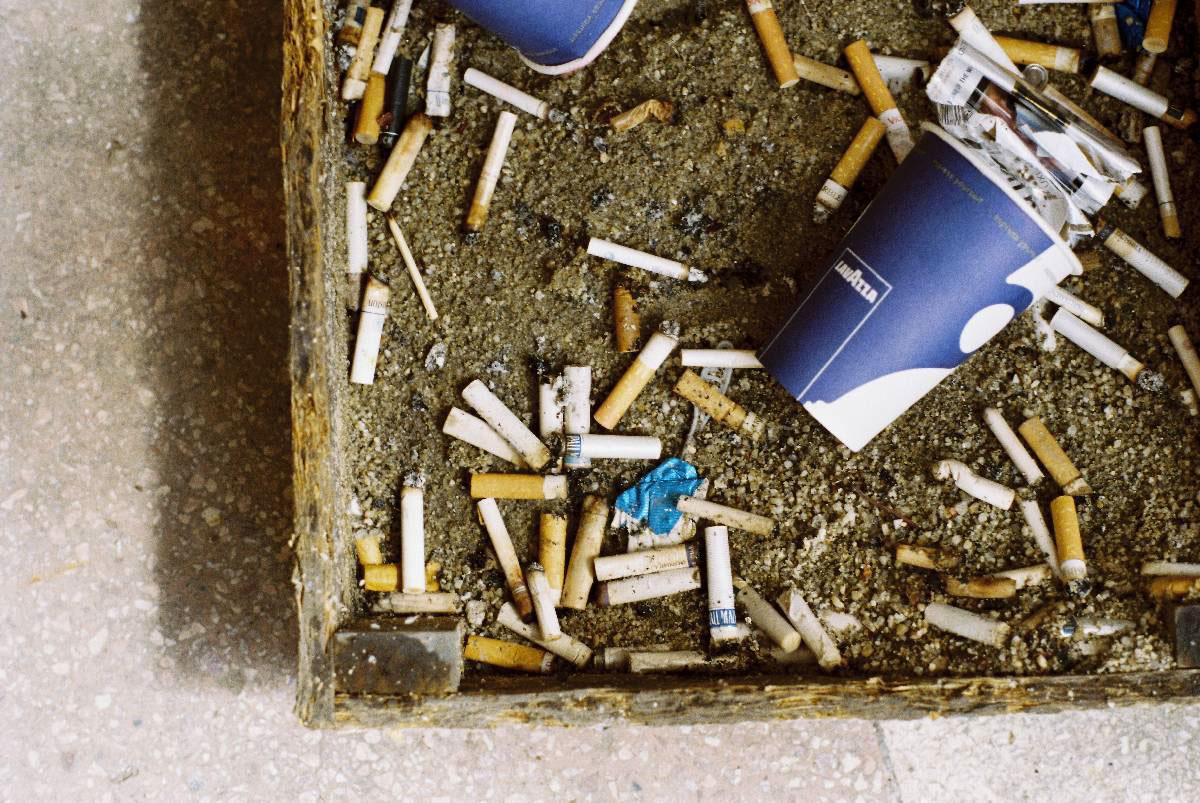Photography  urban photography street photography Urban cigarettes contemporary art