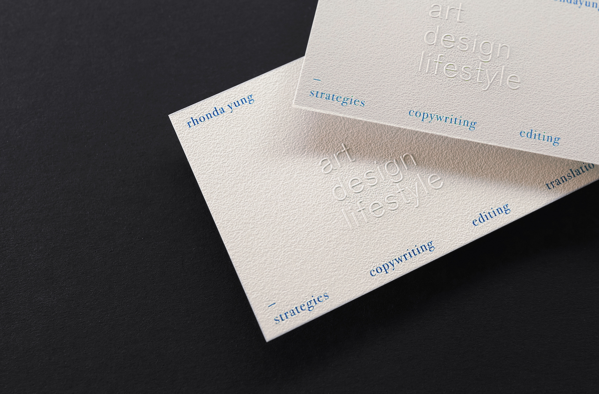 19 clever business card designs easyprint blog behance studio much times pang business card for the communications specialist reheart Images