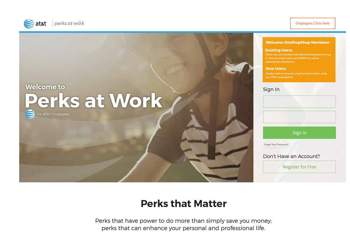 Perks At Work >> Perks At Work Slightly Edited On Behance