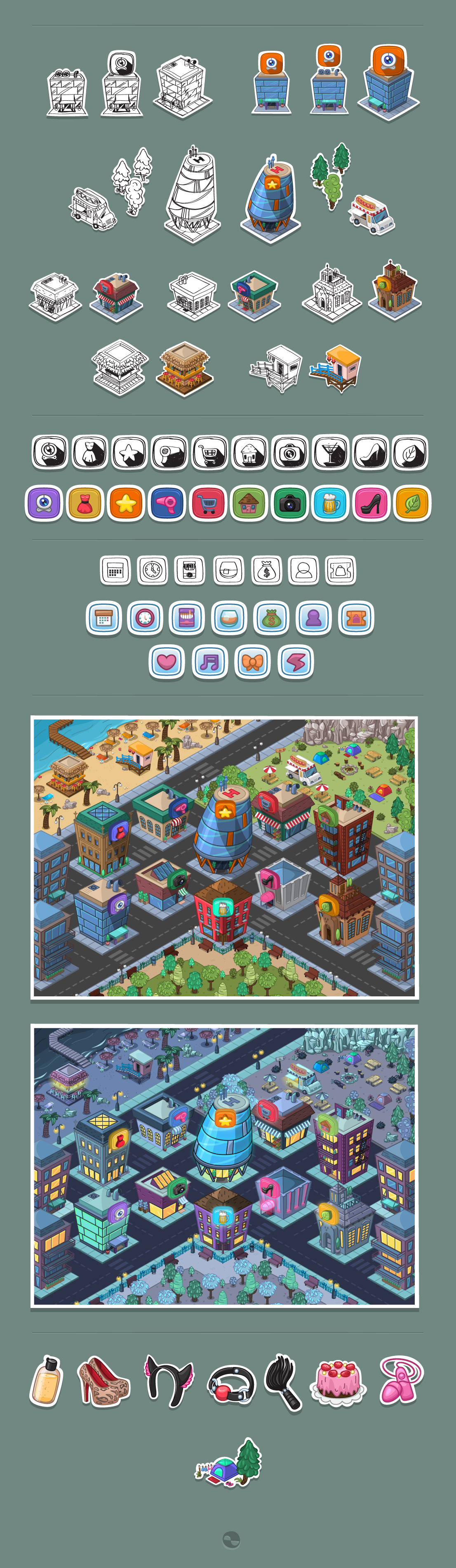 Huniecam Studio Game