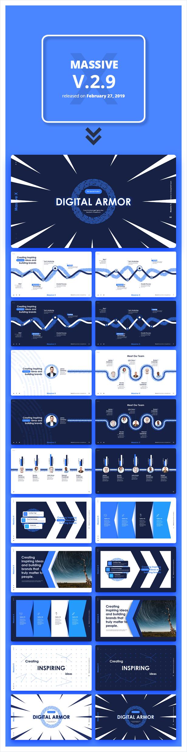 Massive X Presentation Template v.3.1 - 41